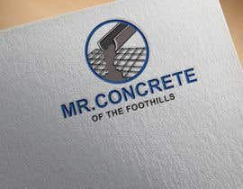 #32 for Mr Concrete of the Foothills Logo af ideaplus37