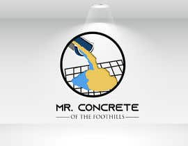 #36 for Mr Concrete of the Foothills Logo af najmul7