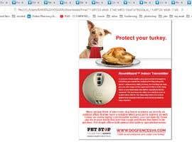 Nro 1 kilpailuun Need HTML Email Template From PDF käyttäjältä rakibmhar