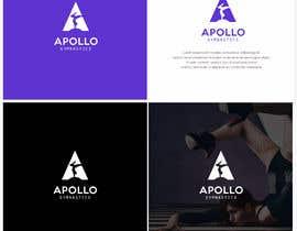 """Nro 7 kilpailuun Logo for """"Apollo Gymnastics Academy"""" käyttäjältä EdesignMK"""