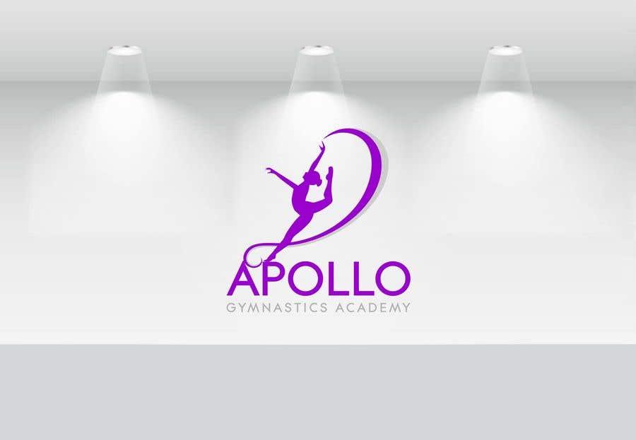 """Konkurrenceindlæg #204 for Logo for """"Apollo Gymnastics Academy"""""""