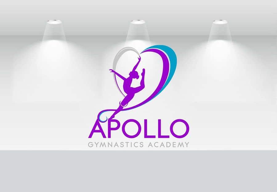 """Konkurrenceindlæg #205 for Logo for """"Apollo Gymnastics Academy"""""""