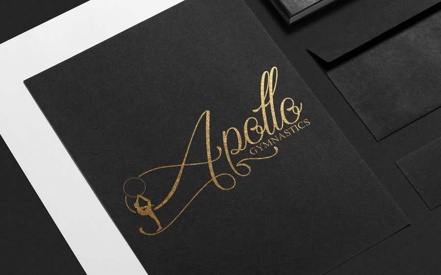 """Konkurrenceindlæg #16 for Logo for """"Apollo Gymnastics Academy"""""""