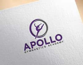 """Nro 199 kilpailuun Logo for """"Apollo Gymnastics Academy"""" käyttäjältä Alafif007"""