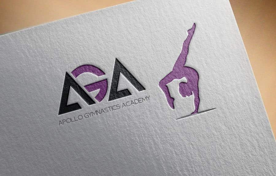 """Konkurrenceindlæg #131 for Logo for """"Apollo Gymnastics Academy"""""""