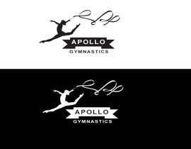 """Nro 14 kilpailuun Logo for """"Apollo Gymnastics Academy"""" käyttäjältä doaaabdo0305"""