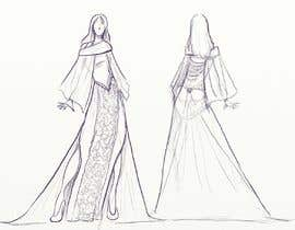 #38 for fashion technical drawing illustrator af unreal0044
