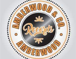 #33 untuk Record Label Logo oleh marumanit