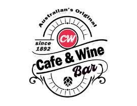 #98 untuk Logo Design - Cafe/Wine Bar oleh femolacaster