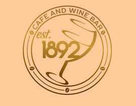 nº 104 pour Logo Design - Cafe/Wine Bar par blackstarteam