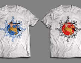 #22 cho Sagittarius Illustrated Graphic T-Shirt/Hoodie bởi softboyasad