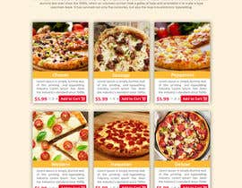 #13 for Design a Pizza Order Webpage by SaifulSk