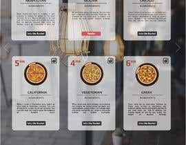 #8 for Design a Pizza Order Webpage by Shelby25DS