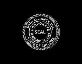 #4 pentru Make corporate seal graphic based on example de către aulhaqpk