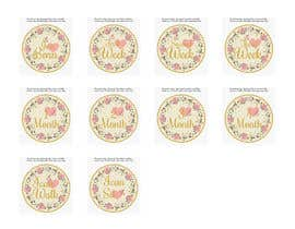 #28 for Design A Set of Baby Sticker af Eng1ayman