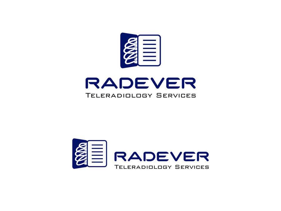 Kilpailutyö #11 kilpailussa Unique and Best font for 'Radever Teleradiology'