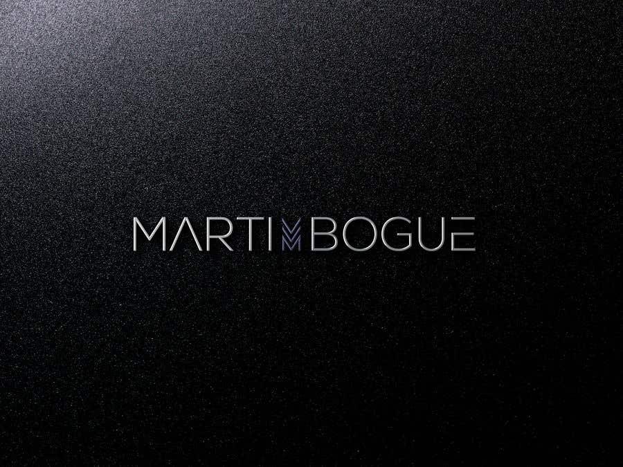 Penyertaan Peraduan #197 untuk Marti Bogue Logo Design