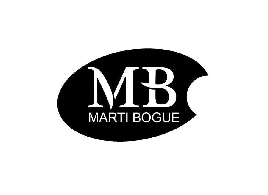 Penyertaan Peraduan #226 untuk Marti Bogue Logo Design
