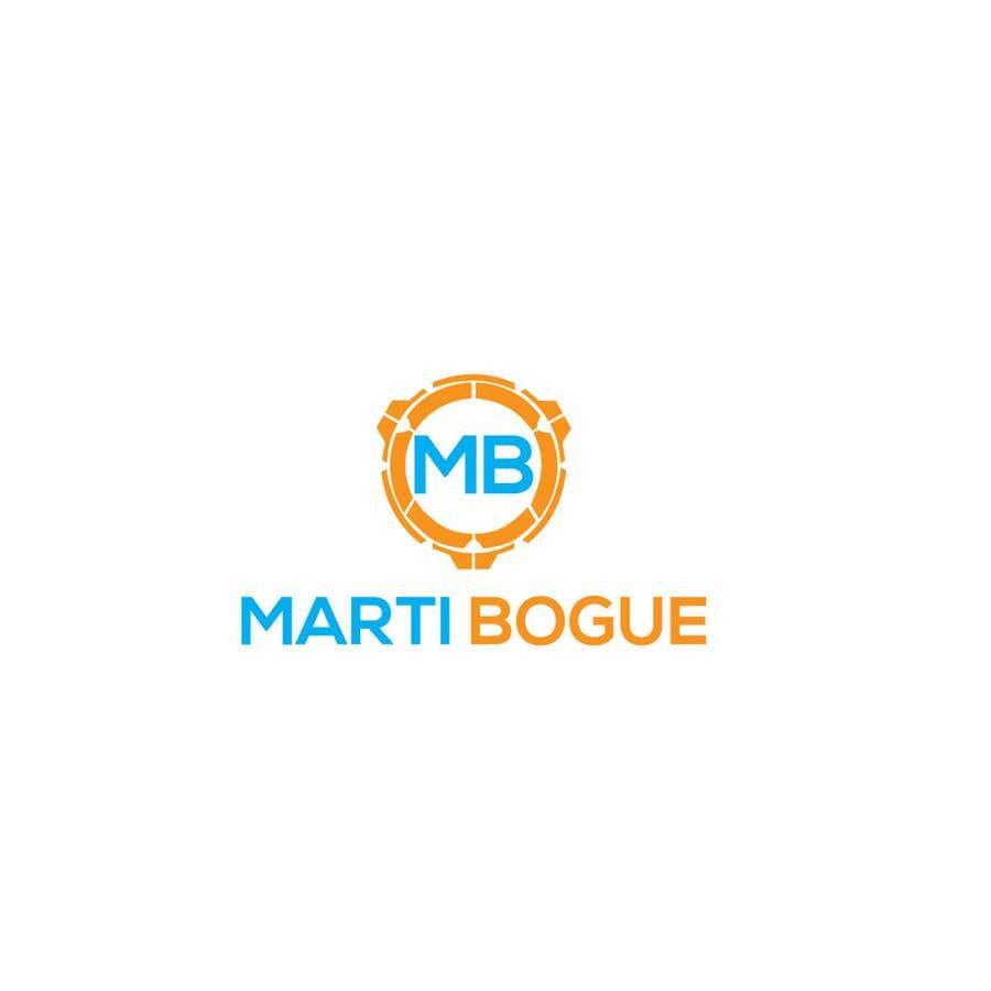 Penyertaan Peraduan #330 untuk Marti Bogue Logo Design