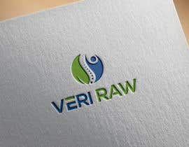#54 untuk I need a logo design for my start up health nutrition brand Veri Raw oleh RashidaParvin01