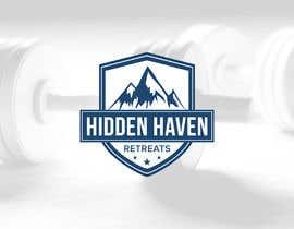 Nro 295 kilpailuun Design a logo for Hidden Haven Retreats käyttäjältä khshovon99