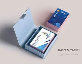#10 para Diseñar tarjeta de presentación con logotipo o identidad de marca de arazyak