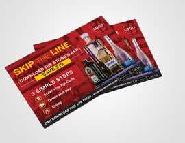 #12 para Liquor Promo Flyer Design por dissha