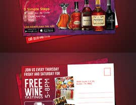 #14 for Liquor Promo Flyer Design by graphicshero