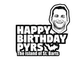 #36 for Pyrs Birthday Logo by ALMahmud7