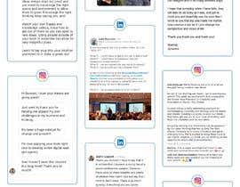 #6 para Create a testimonial page de rejouanul