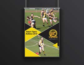 #3 for Graphic Design - sporting team membership campaign by RimshaMughal