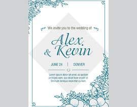 #3 untuk wedding invite oleh dissha