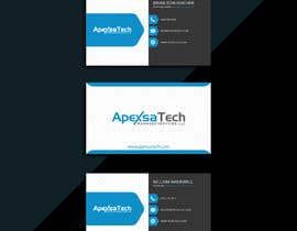 Nro 8 kilpailuun Modify Business Card/Logo - QUICK MOD käyttäjältä andreschacon218