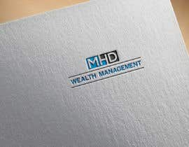 #547 for Logo required for my new company MHD Wealth Management af hmnasiruddin211