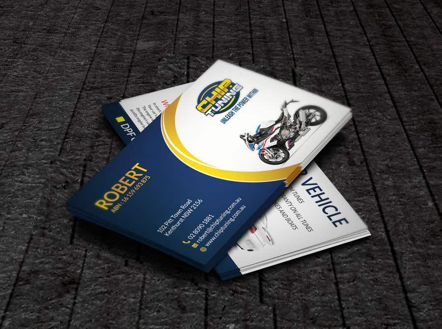 Kilpailutyö #197 kilpailussa REDESIGN BUSINESS CARDS