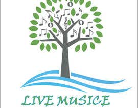 #9 for I need a logo to depict Live Music Under the Trees. We have a monthly music day in the Courtyard under the Trees. It should be a fun logo that stands out with nice corporat look by nobelbayazidahme