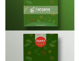 Nro 27 kilpailuun Corporate Diary Design käyttäjältä Hariiken