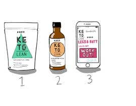 nº 2 pour Product Illustration par HakemFriday