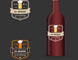 Nro 19 kilpailuun I need a beer logo for bottles käyttäjältä safayetmonon
