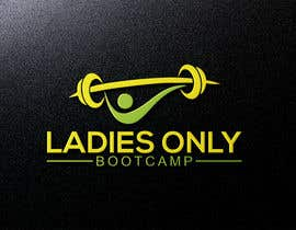 """nº 55 pour I need a logo designed for a all ladies fitness BootCamp class that we offer at our training facility """" Ladies Only BootCamp """" par sumon7it"""