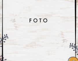 #8 para Postales navideñas editables para fotos de agusliberini
