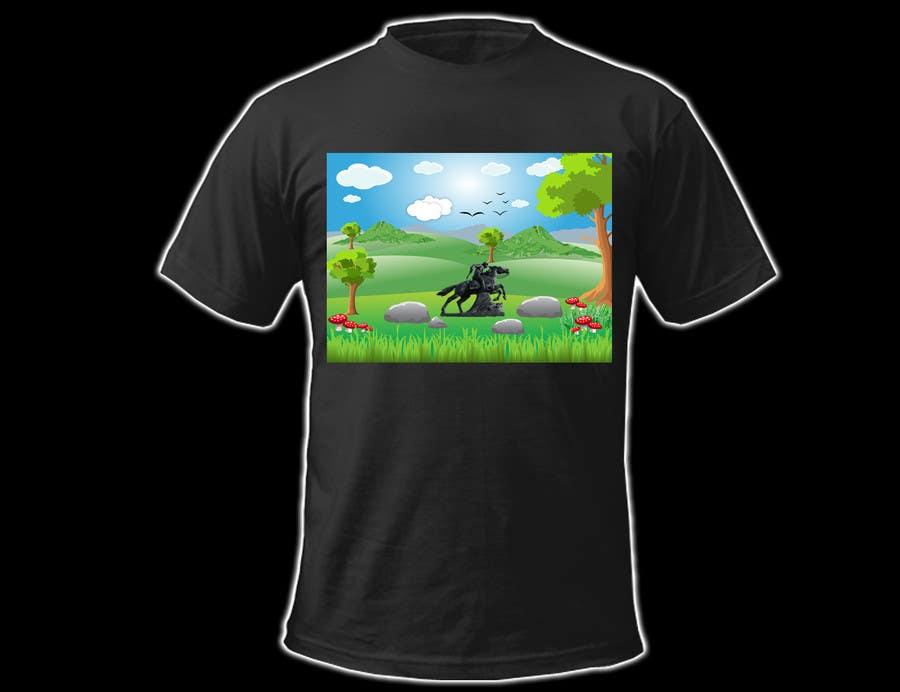 Proposition n°                                        12                                      du concours                                         T-shirt Design for Morgan Now
