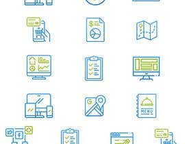 #19 cho Design a Set of Icons for a Website Landing Page bởi Kridani