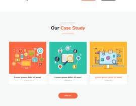 Nro 13 kilpailuun Design Homepage käyttäjältä shofik7