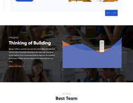 Nro 14 kilpailuun Design Homepage käyttäjältä shofik7