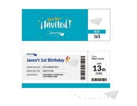 #29 for I need a Birthday Invitation Done av valeryamqdesign