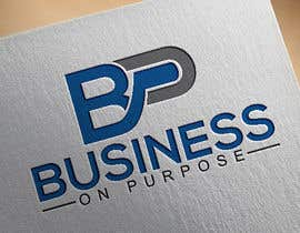 #46 untuk I need a Logo Designed for a new Business name - Business On Purpose oleh imshamimhossain0