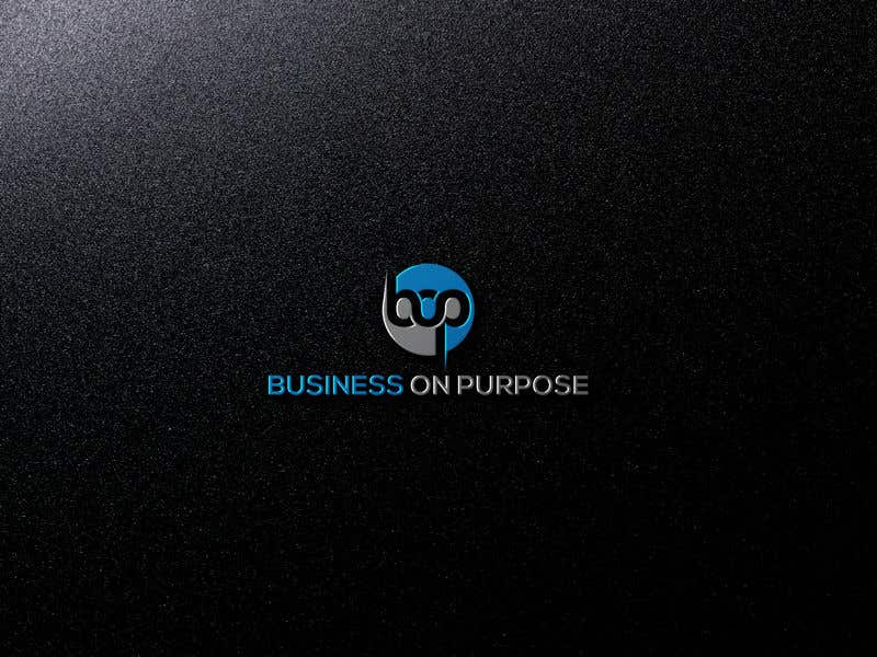 Konkurrenceindlæg #113 for I need a Logo Designed for a new Business name - Business On Purpose