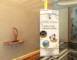 #13 for Design Roll-up Banner 85cmx200cm and Flyer A5 by AdrianCuc