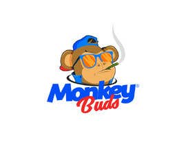 Nro 11 kilpailuun I need a logo designed for an upper market vape and marijuana store named Monkey Budz the logo must contain 2 monkey heads one smoking a blunt the other vaping. Something classy that will appear to both young and old generations käyttäjältä antoniofull